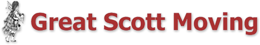 Great Scott Moving Logo